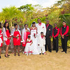 Kelon & Shernelle + Bridal Party