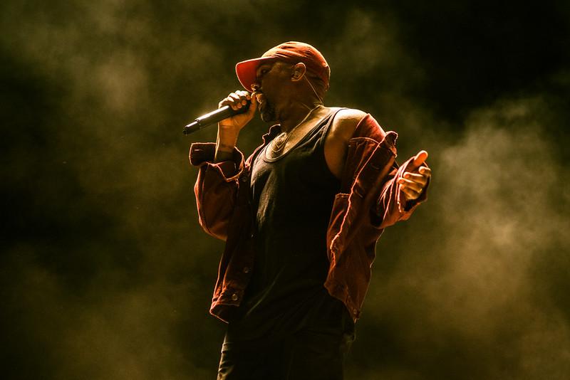 Kanye, Paradise Int'l Music Fest, 2016