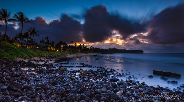Sunrise @ Poipu Beach (Kauai)