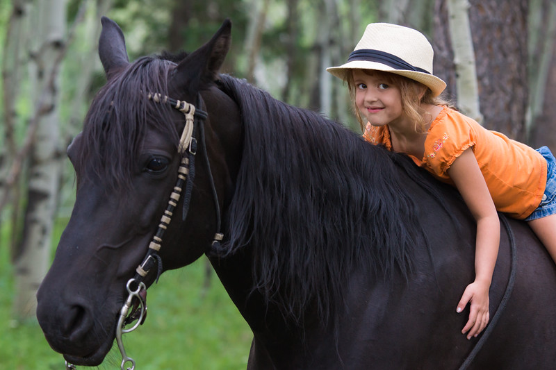 Girl_Horse_Cool_Hat