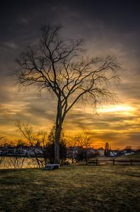 Pierce Island Sunset