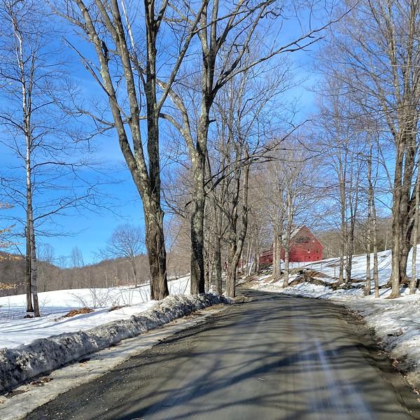 March backroads