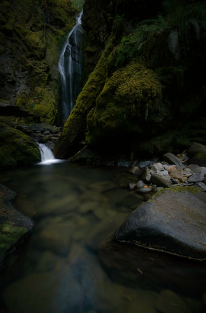Pinard Falls, Umpqua National Forest