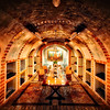 Deep In The 5,000 Bottle Wine Cellar Of Huka Lodge