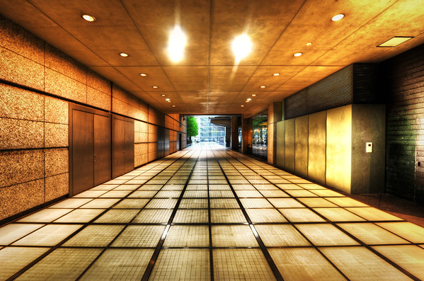 """Exploring TokyoSome architecture just feels """"Japanese.""""  I don't know what that means, but there are some situations that just feel like they fit better in modern Japan than other countries.You might also remember this from the video I did from Japan.  There was this scene where a girl's high heels were walking across this lighted ground at night in slo-mo.  This is that same place from a different perspective during the day.- Trey RatcliffClick here to read the rest of this entry at the Stuck in Customs blog."""