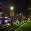 "<h2>Enjoying the Melbourne Skyline</h2> <br/>Here's another photo from our amazing Melbourne photowalk. I really enjoyed walking up and down this area along the river. It felt like one of the most ""walkable"" and scenic downtown areas I've ever encountered. It reminded me a little of Zurich in that way.<br/><br/>I stayed over in The Olsen hotel, which is one of the ""Art Series"" hotels… a very cool idea where the entire hotel is themed after a certain artist. They have a few different hotels, and next time I might try to stay a little closer in by the location where I took this shot.<br/><br/>- Trey Ratcliff<br/><br/><a href=""http://www.stuckincustoms.com/2013/02/02/enjoying-the-melbourne-skyline/"" rel=""nofollow"">Click here to read the rest of this post at the Stuck in Customs blog.</a>"