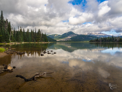 The Stillness of Sparks Lake