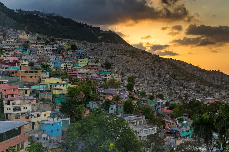 Jalousie, Port-au-Prince, Haiti