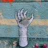 Hand - Valparaiso Chile South America