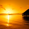 Another Sunset in French Polynesia