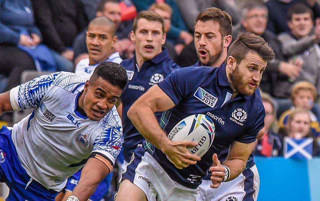 RWC: Samoa vs Scotland