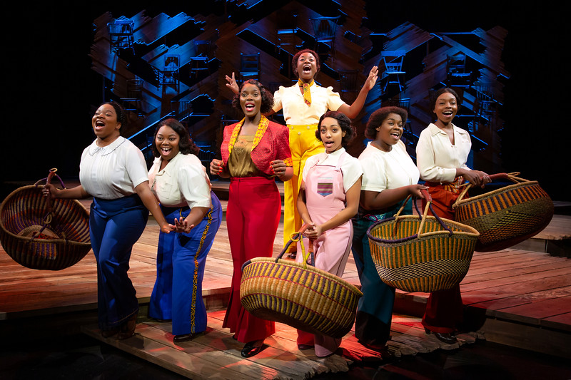 """The Color Purple"" / National Tour 2020"