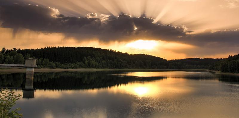 Magnificent Hilchenbach Sunset