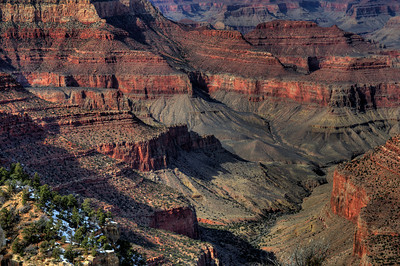 Grand Canyon, South rim, AZ