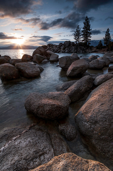 Sand Harbor Evening