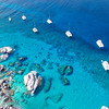 Floating Over Virgin Gorda
