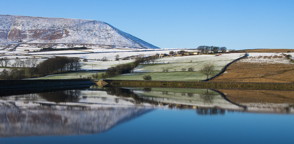 Pendle Reflection