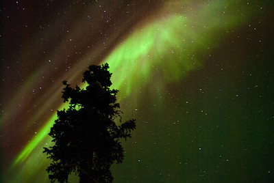 Northern Lights #13, Brooks Range, Alaska