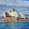 Sydney Opera House From The Harbour