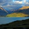 View of the Greenstone River Across Lake Wakatipu