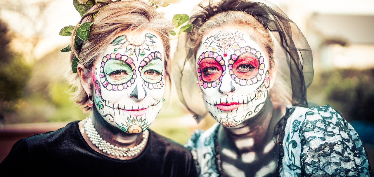 Day Of The Dead In Arrowtown