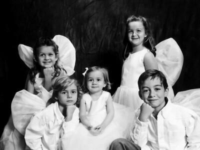 all 5 grandkids