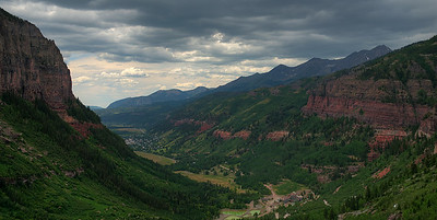 The valley, Telluride, CO