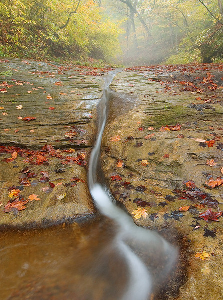 Fall Creek Gorge, Indiana