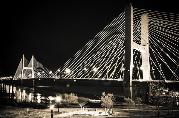 'Crossing Into The Night' ~ 'Crossing Into The Night' ~ Cape Girardeau, MO