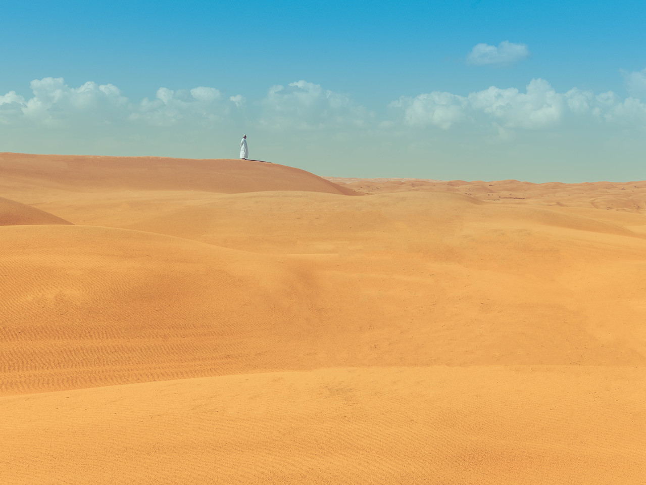 The Deserts Of Oman