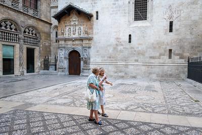 Passeggiata, Granada