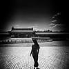 Walking Through The Forbidden City