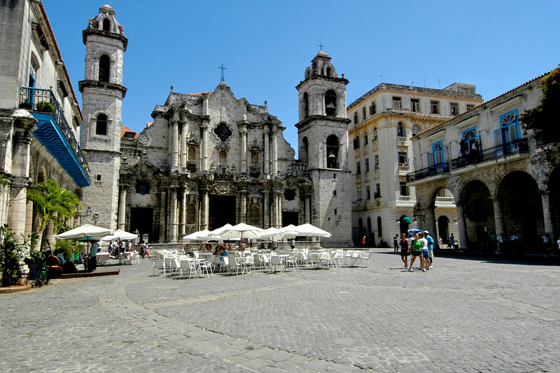 Plaza de la Catredal