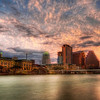 "<h2>Beautiful Austin at Sunset</h2> <br/>I went downtown on Sunday night to work on some new drawings, and I was pretty sure that the gray clouds would not be conducive to shooting.  But then, just as the sun dipped below the horizon, it tore through the city with bright pinks for about 10 minutes.  I sped over to the other side of the Colorado River and jumped out for a quick shot.  Luckily, I always keep the D3X in my car with me in case of a photo emergency like this.<br/><br/>- Trey Ratcliff<br/><br/><a href=""http://www.stuckincustoms.com/2009/02/11/beautiful-austin-at-sunset/"" rel=""nofollow"">Click here to read the rest of this post at the Stuck in Customs blog.</a>"