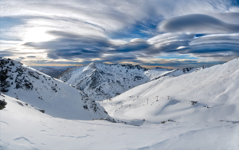 Winter Is Coming In The Remarkables