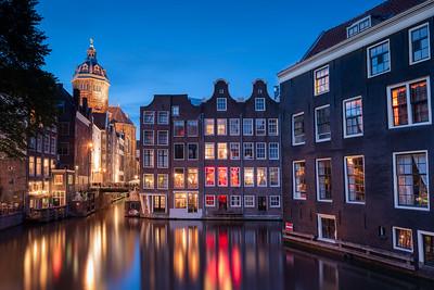 Amsterdam Leica Red Light