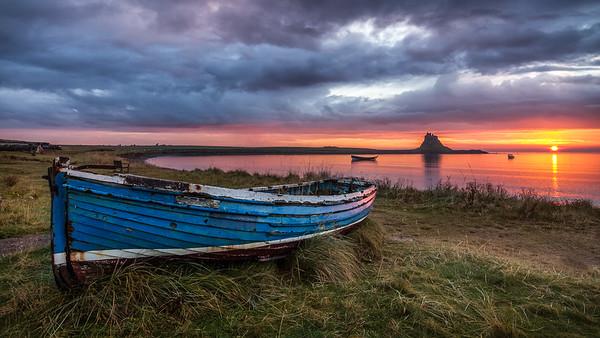 Boats at Dawn
