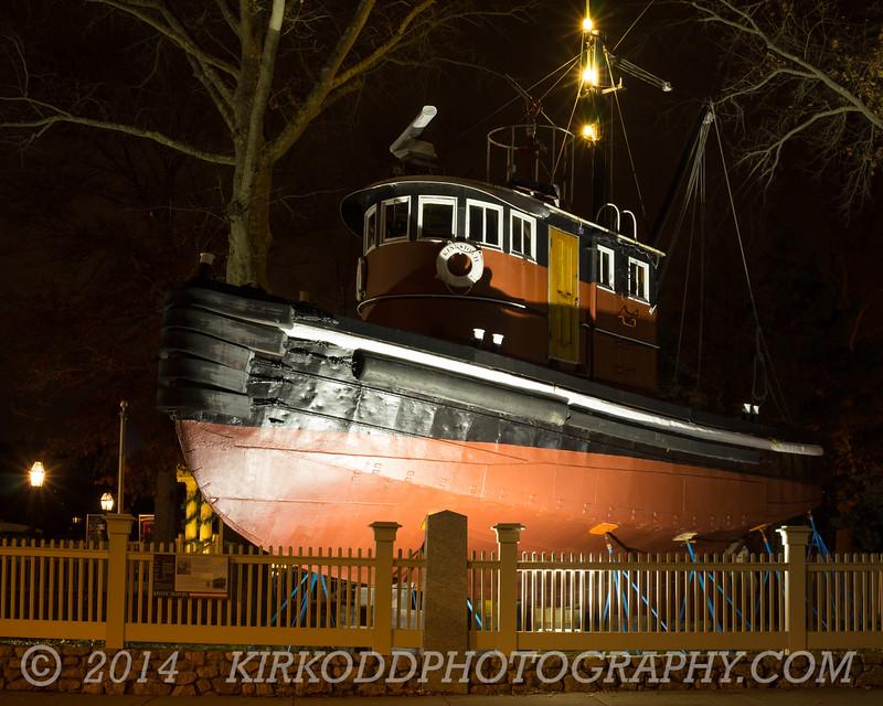 Kingston II Tugboat
