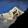 Andean Peak - Inca Trail Peru