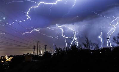 Scottsdale Storming