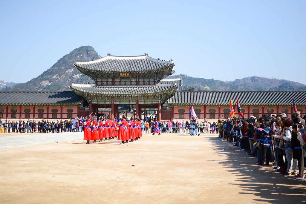 Gyeongbukgung Palace | Seoul, South Korea