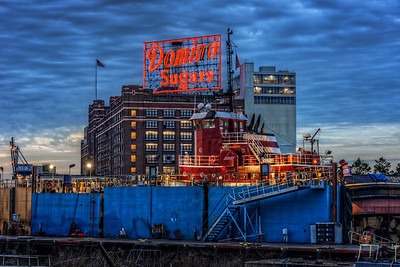 Baltimore Dry Dock For The Holidays