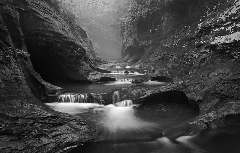 Fall Creek Gorge, Indiana