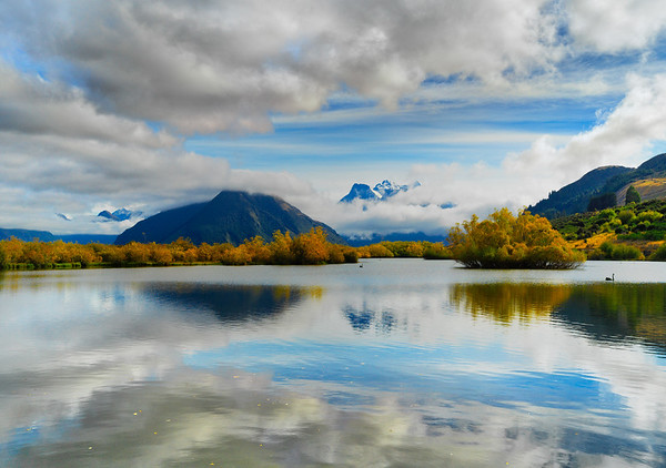 A Dreamy Day In Glenorchy