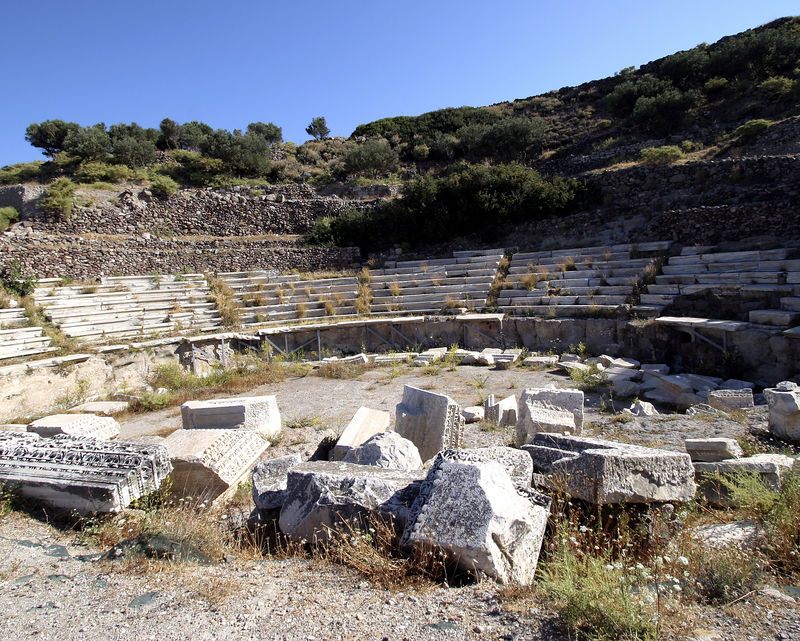 z - Ruins of amphitheater