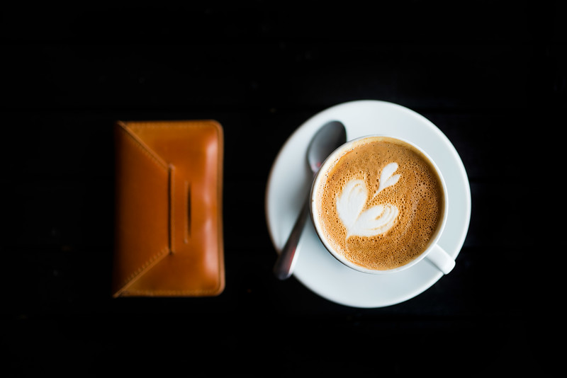 Coffee and Wallet