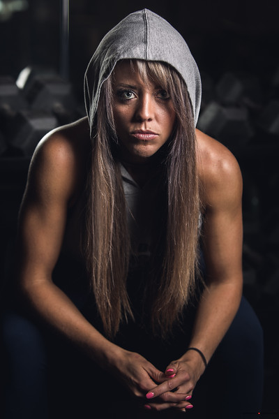 Fitness portraits