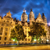 "<h2>Leipzig at Night</h2> <br/>When I was changing planes in Zurich, I had to go through some of the Customs run-around.  It turns out that the customs officer was German.  He asked where my ultimate destination was, and I said, ""Leipzig"".  I pronounced it ""Leap-zig"".<br/><br/>""What?"" he asked. <br/><br/>""Leap-Zig"" I repeated, careful to enunciate each syllable. <br/><br/>""I have never heard of that."" he asked, regarding me suspiciously.<br/><br/>I was in a pickle.  This guy was clearly German, as I could tell from his accent.  I was a bit surprised because he was in Switzerland, but I figured that all nationalities come there to work.  No big deal.  But, still, how could a German not know about Leipzig.  It's not the biggest city, but I think it's in the top 5.<br/><br/>I tried again and again.  He seemed to be serious and not joking. <br/><br/>Finally, after about four more back-and-forth sessions, he said, ""Do you mean Leipzig?""  He pronounced it ""LIPE-ZEEG"".<br/><br/>""Yes!"" I exclaimed. <br/><br/>He gave me a little self-satisfied smile and signed my paperwork, sending me through...<br/><br/>- Trey Ratcliff<br/><br/><a href=""http://www.stuckincustoms.com/2010/03/31/leipzig-at-night/"" rel=""nofollow"">Click here to read the rest of this post at the Stuck in Customs blog.</a>"