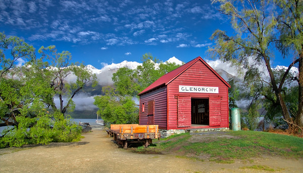 Colors In Glenorchy