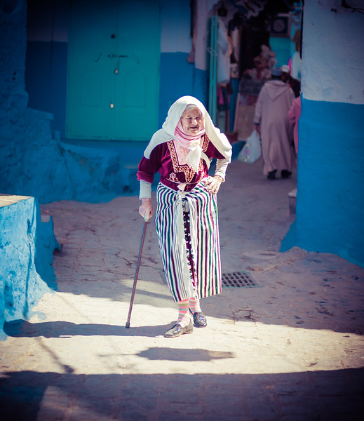 Not a Doll in Morocco